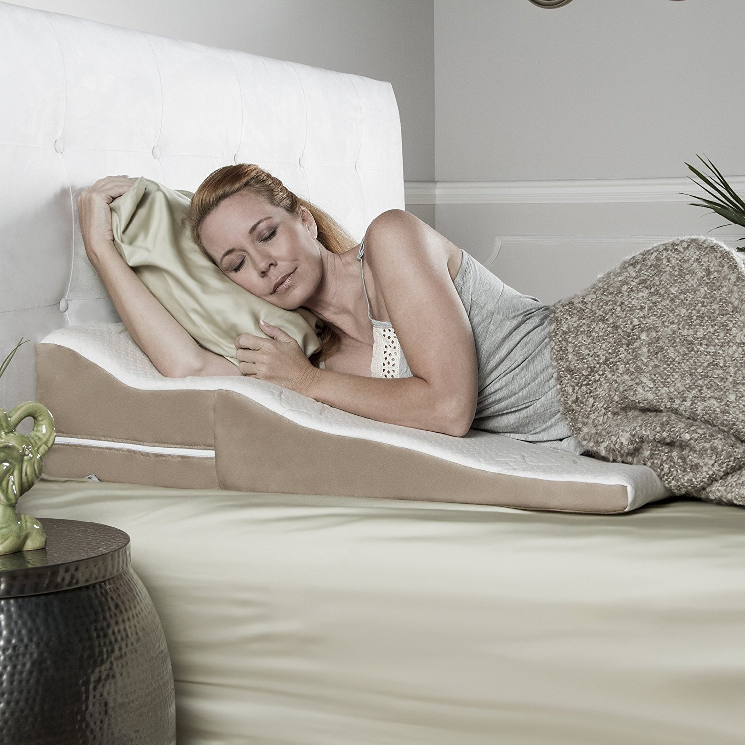 Best Wedge Pillow For Acid Reflux Gerd And Heartburn